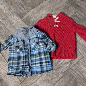 3T toddler shirts